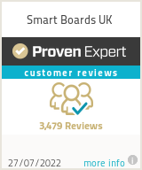 Ratings & reviews for Smart Boards UK