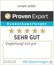 Erfahrungen & Bewertungen zu smart seller