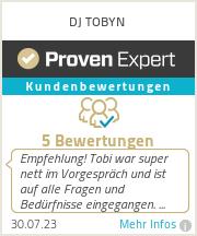 Erfahrungen & Bewertungen zu DJ toby dee | Hochzeits-DJ-Düsseldorf.de