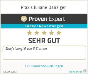 Erfahrungen & Bewertungen zu Praxis für Naturheilkunde und Osteopathie Juliane Danziger