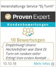 Erfahrungen & Bewertungen zu Veranstaltungs Service