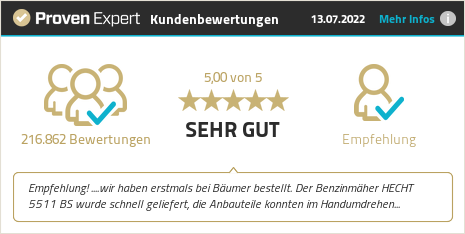 Erfahrungen & Bewertungen zu Hubertus Bäumer GmbH anzeigen