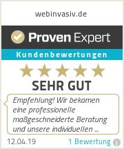 Erfahrungen & Bewertungen zu webinvasiv.de