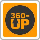 360-up | Google Business View zertifizierter Fotograf | Deutschland logo