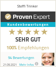 Erfahrungen & Bewertungen zu Steffi Trinker