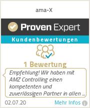 Erfahrungen & Bewertungen zu AMZ Controlling