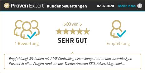 Kundenbewertungen & Erfahrungen zu AMZ Controlling. Mehr Infos anzeigen.