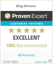 Erfahrungen & Bewertungen zu Weg Adresse