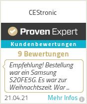 Erfahrungen & Bewertungen zu CEStronic