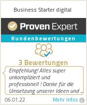 Erfahrungen & Bewertungen zu Business Starter digital
