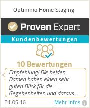 Erfahrungen & Bewertungen zu Optimmo Home Staging