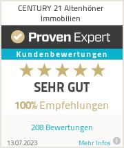 Erfahrungen & Bewertungen zu CENTURY 21 Altenhöner Immobilien