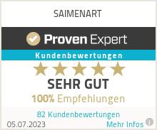 Erfahrungen & Bewertungen zu SAIMENART