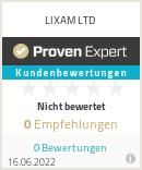 Erfahrungen & Bewertungen zu lixam-ltd