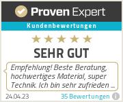Erfahrungen & Bewertungen zu Lisori Sonnensegel GmbH