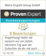 Erfahrungen & Bewertungen zu Noris-Expert-Group GmbH