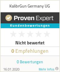 Erfahrungen & Bewertungen zu KalibrGun Germany UG