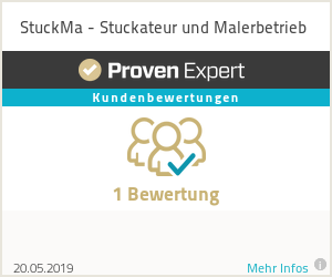 Erfahrungen & Bewertungen zu StuckMa - Stuckateur und Malerbetrieb
