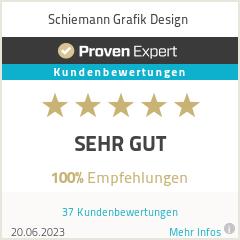 Erfahrungen & Bewertungen zu Schiemann Grafik Design