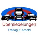 Übersiedelungen Freitag und Arnold