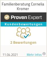 Erfahrungen & Bewertungen zu Familienberatung Cornelia Kromer