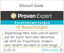 Erfahrungen & Bewertungen zu Kitesurf-Guide