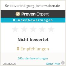 Erfahrungen & Bewertungen zu Selbstverteidigung-beherrschen.de