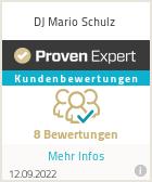 Erfahrungen & Bewertungen zu DJ MaRio Schulz - Ihr Deejay aus der Uckermark