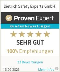 Erfahrungen & Bewertungen zu Brandschutz Dietrich