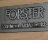 Schreinerei Forster