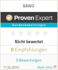 Erfahrungen & Bewertungen zu BAWO
