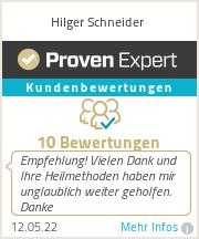Erfahrungen & Bewertungen zu Hilger Schneider