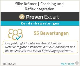 Erfahrungen & Bewertungen zu Silke Krämer | Coaching und Reflexintegration