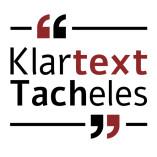 KLARTEXT-TACHELES logo