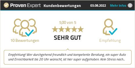 Kundenbewertungen & Erfahrungen zu Autowelt Prusseit GmbH. Mehr Infos anzeigen.
