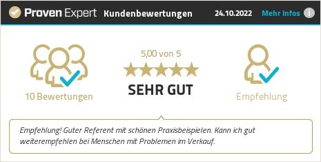 Erfahrungen & Bewertungen zu SERVICE-TRAINER.com anzeigen