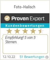 Erfahrungen & Bewertungen zu Foto-Halisch