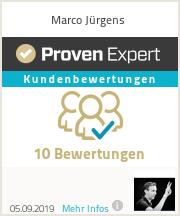 Erfahrungen & Bewertungen zu Marco Jürgens