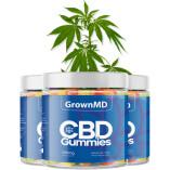 GrownMD CBD Gummies Reviews