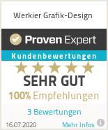Erfahrungen & Bewertungen zu Werkier Grafik-Design