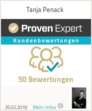 Erfahrungen & Bewertungen zu Tanja Penack