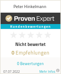Erfahrungen & Bewertungen zu Peter Hinkelmann
