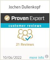 Erfahrungen & Bewertungen zu Jochen Dullenkopf