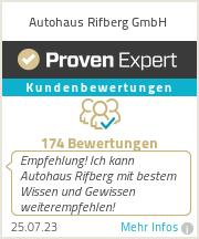 Erfahrungen & Bewertungen zu Autohaus Rifberg GmbH