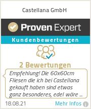 Erfahrungen & Bewertungen zu Castellana GmbH