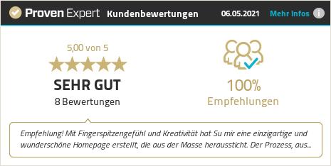 Kundenbewertungen & Erfahrungen zu Su Wiemer. Mehr Infos anzeigen.