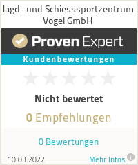 Erfahrungen & Bewertungen zu Jagd- und Schiesssportzentrum Vogel GmbH