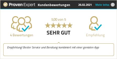 Kundenbewertungen & Erfahrungen zu treefin GmbH. Mehr Infos anzeigen.