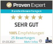 Erfahrungen & Bewertungen zu Barmenia Versicherung - Max Kersten