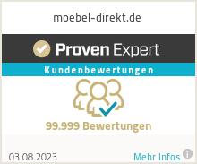 Erfahrungen & Bewertungen zu moebel-direkt.de